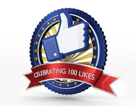 Image - Celebrating 100 Likes