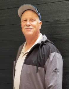 Photo of Mike Degener with Align jacket