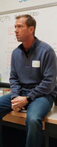Photo of Align Builders owner Steve Sherrer