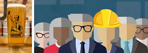Ageing workforce graphic
